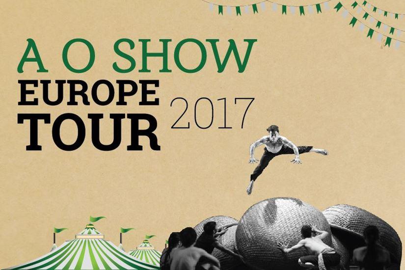 À Ố Show lưu diễn Châu Âu 2015-2017