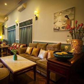 Bông Súng Vegetarian Restaurant