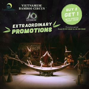 Extraordinary Promotions At Lune Center Hoi An